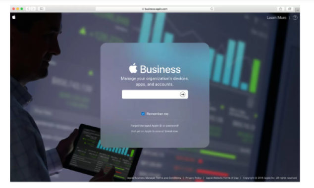 Apple_Business_Manager_Login