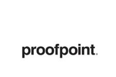 Proofpoint Logo.